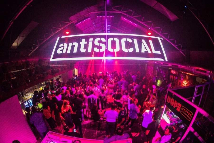 Antisocial Pub Mumbai