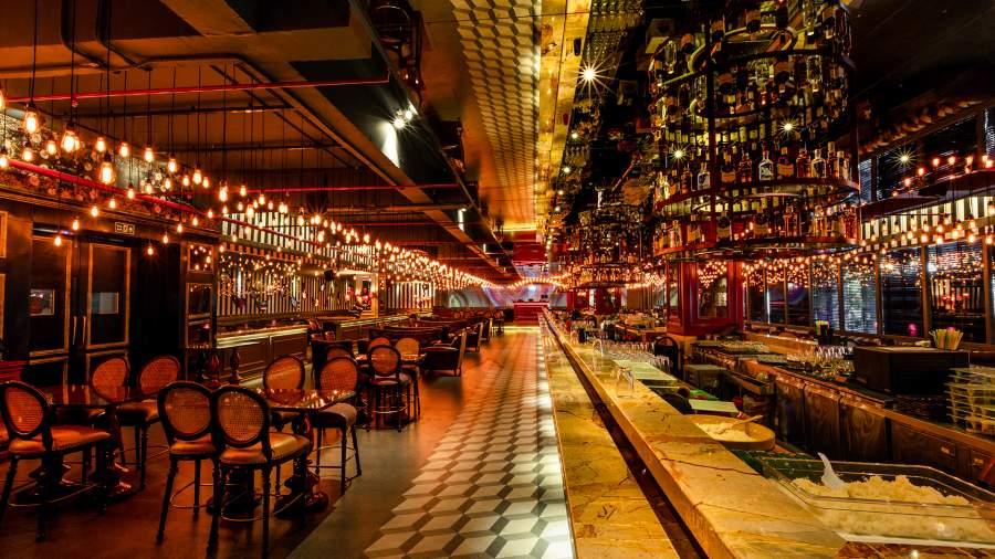 Lord of the drinks, Mumbai