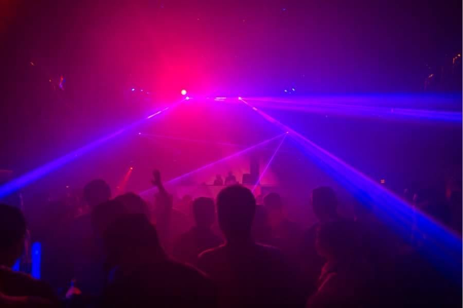 Tryst Nightclub Mumbai