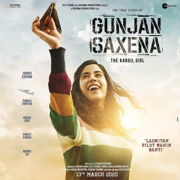 Gunjan Saxena - The Kargil Girl