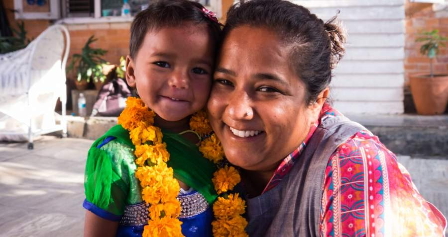 Nepali Activist, Pushpa Basnet