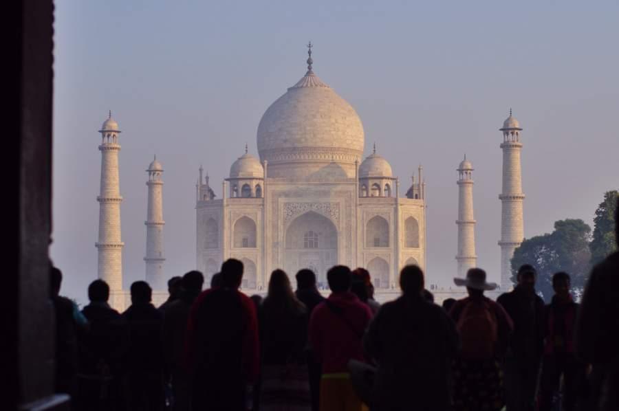 Taj Mahal was built to honour the favourite wife of Shah Jahan
