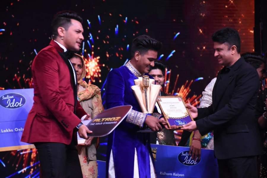 Sunny Hindustani is Indian Idol 11 winner