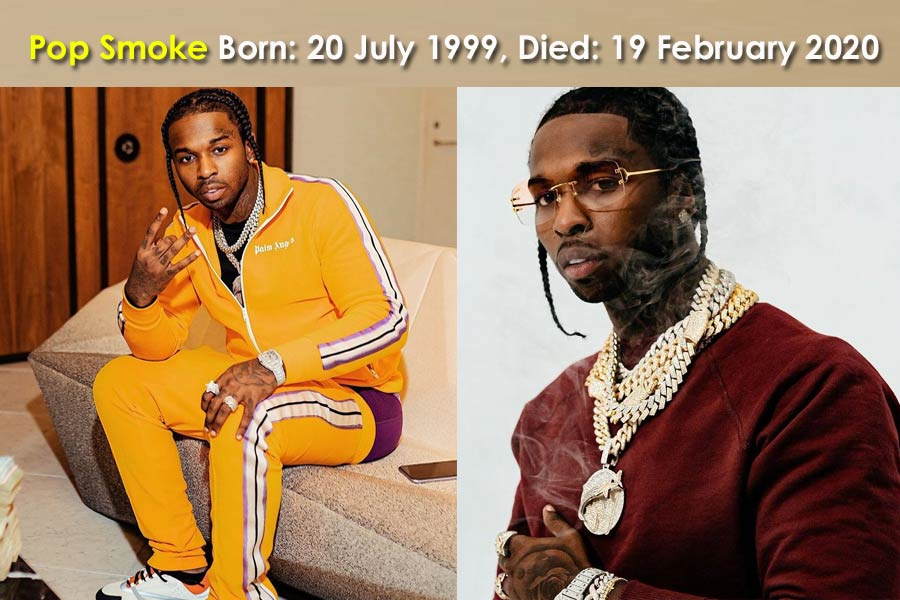 Rapper Pop Smoke Shot Dead At The Age Of 20