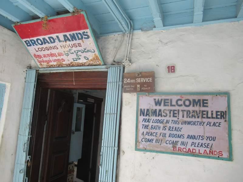 Broadlands Lodge Chennai