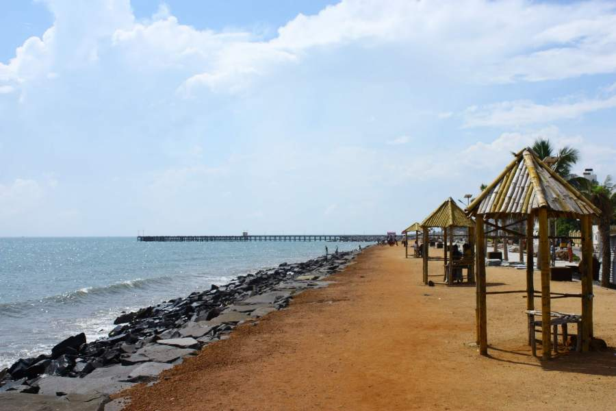 'Foreigner's only' beaches in Pondicherry