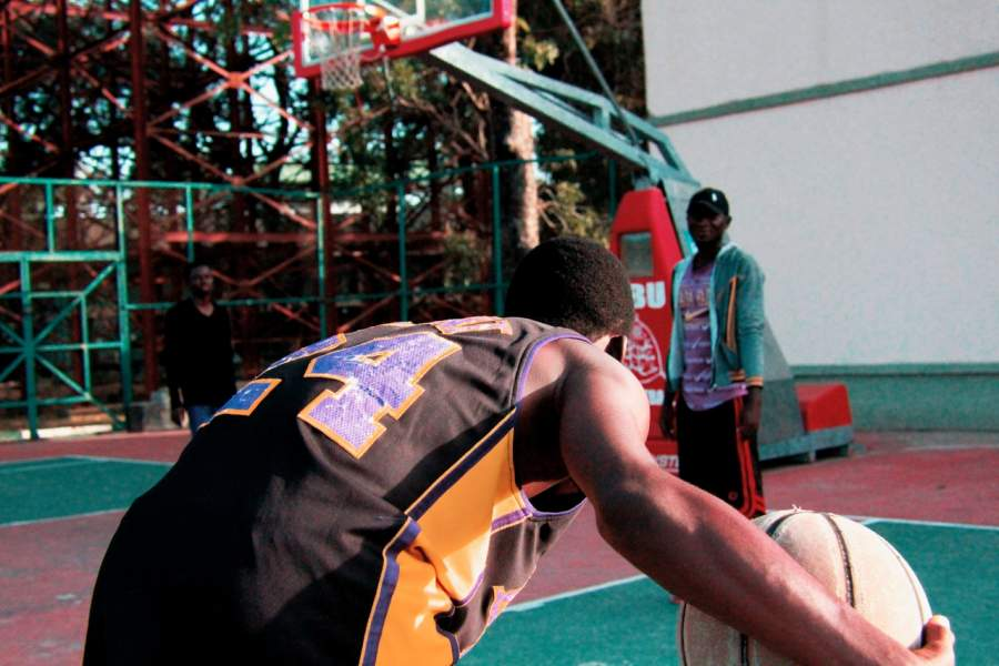 Get Fitter basketball skills