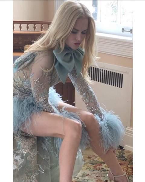 Hollywood Celebrity Nicole Kidman