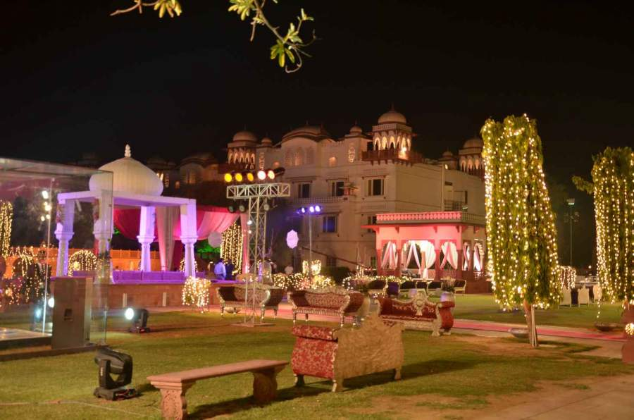 Dream Wedding places in India