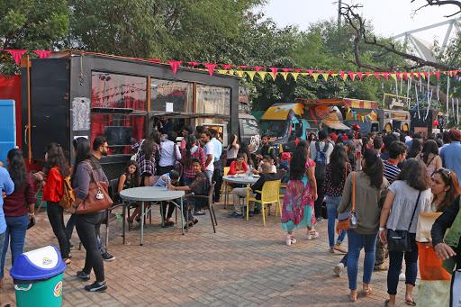 Food Festival 'Horn OK Please'