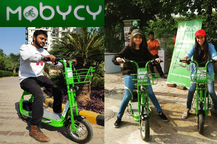Mobycy Zypp E-bicycle Services