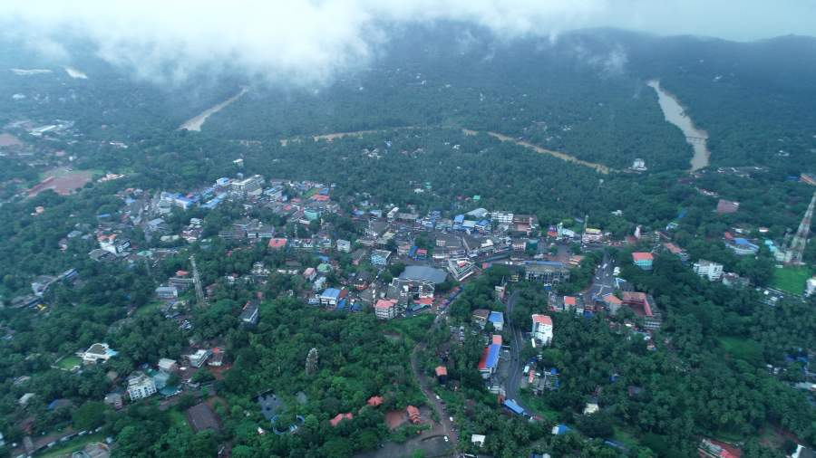 Kerala's Malappuram is the fast going urban area