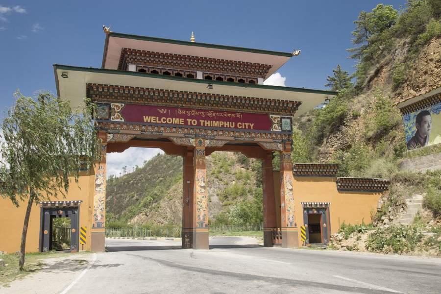 Bhutan visa charge