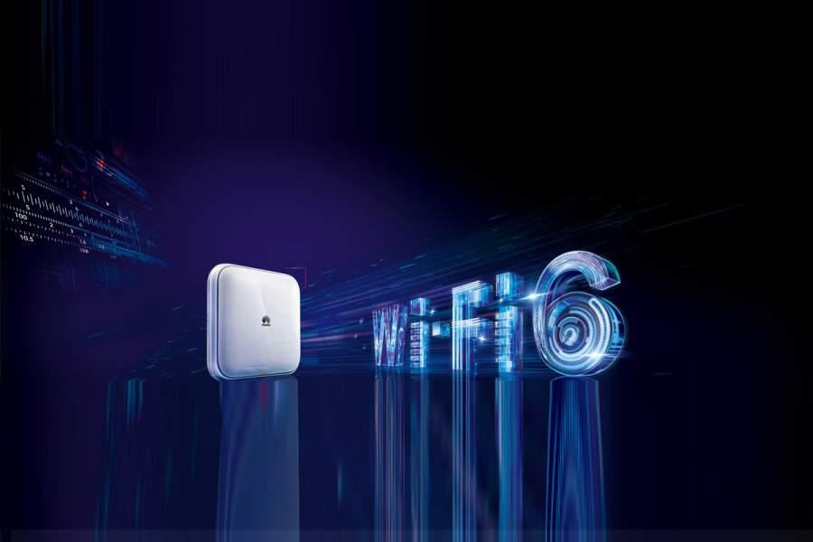 Superfast Wi-Fi 6