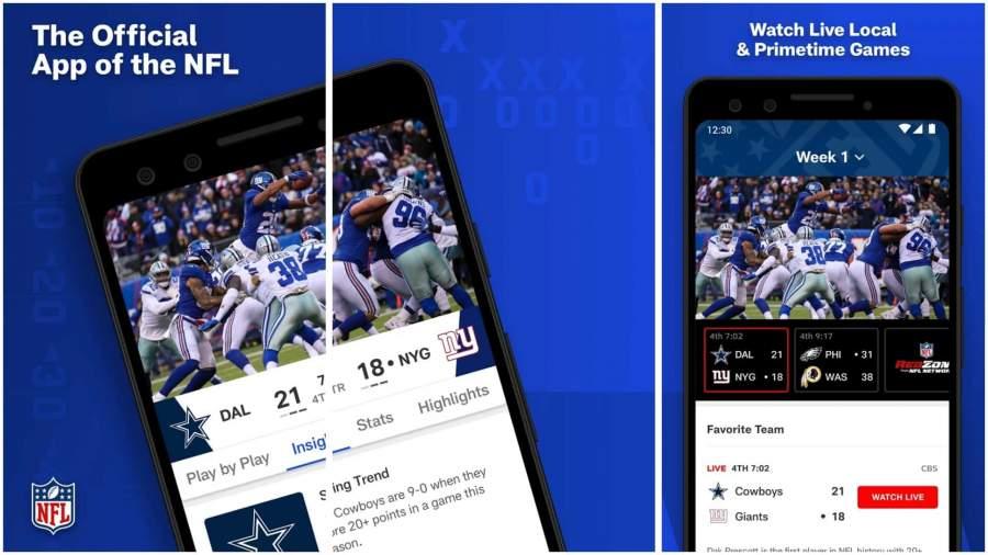 NFL Official App