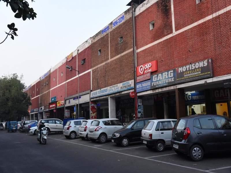 Chandigarh market