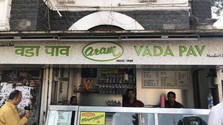 Aram Vada Pav Mumbai