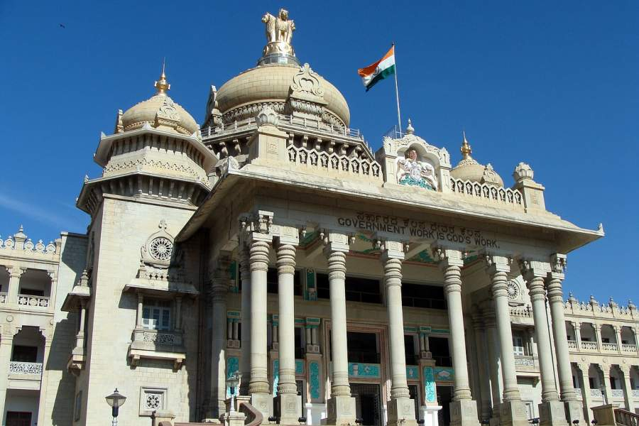 Bangalore is the city with a powerful economy