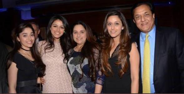 Rana Kapoor wife and family
