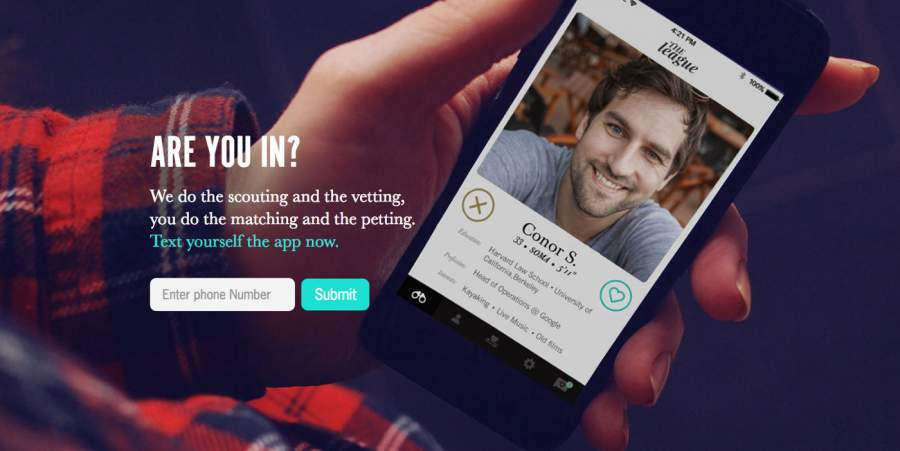 The League Dating App