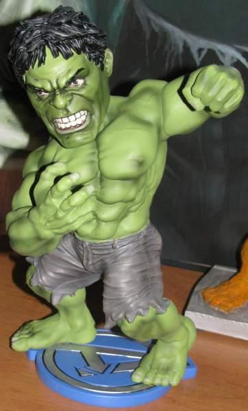 hulk bobblehead