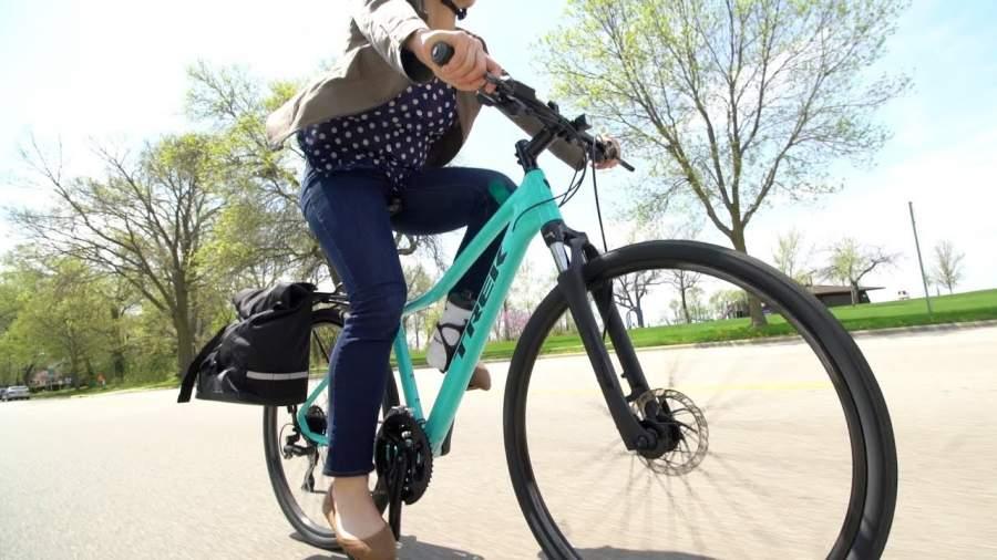 Hybrid Bike Speed
