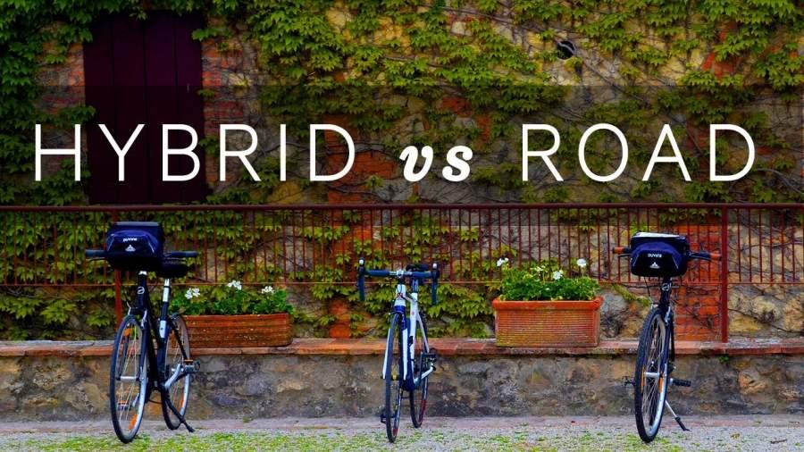 Road Bikes vs Hybrid Bikes
