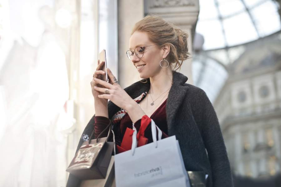Use a Personal Shopper App