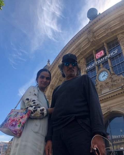 Shakti Kapoor And Shivangi Kolhapure's Love Story
