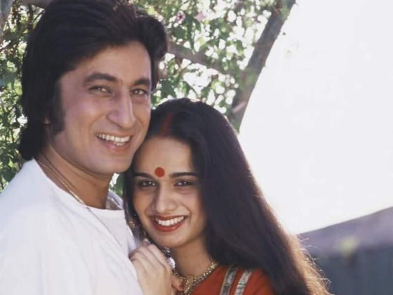 Shakti Kapoor And Shivangi Kolhapure