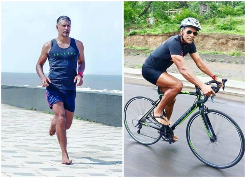 Milind Soman Fitness Mantras