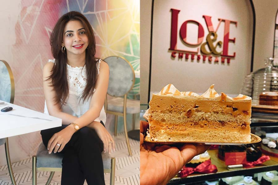 The Story Of The Founder Of 'Love & Cheesecake' Bakery