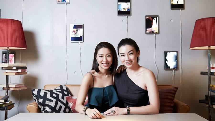 Love Bonito Rachel Lim and Viola Tan
