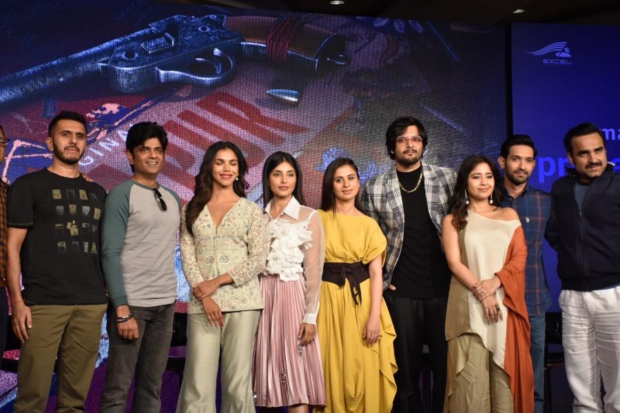 Mirzapur season 2 Cast
