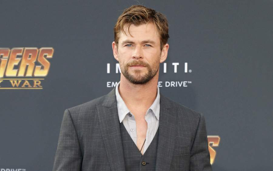 Chris Hemsworth Personal life