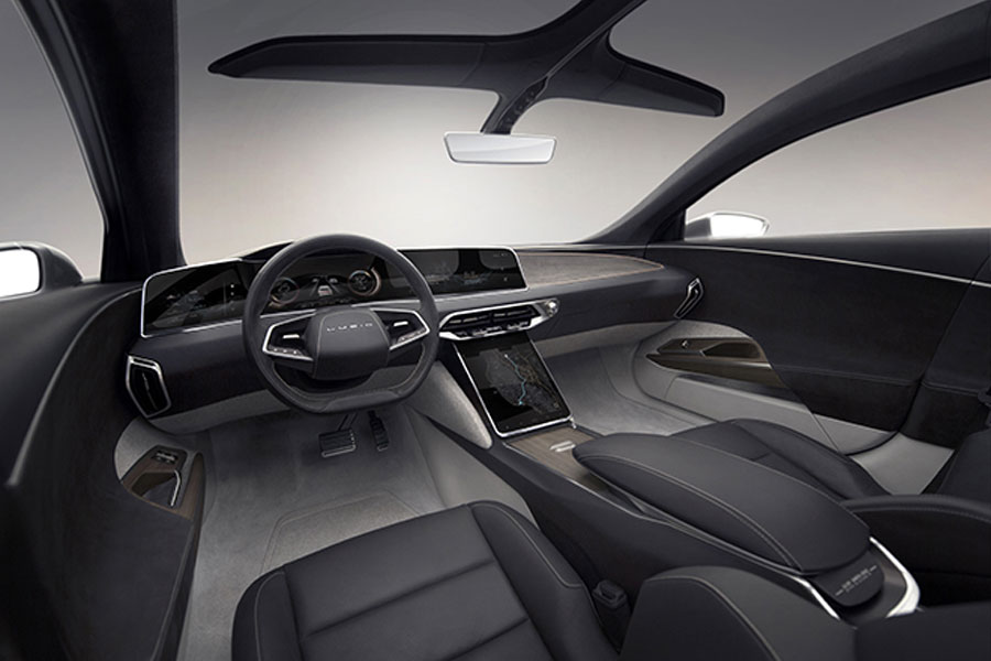 2021 Lucid Air Specification