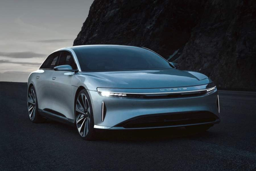 2021 Lucid Air Release Date