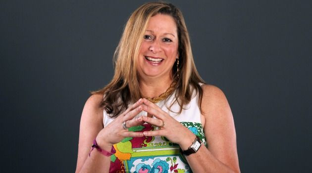 Abigail Disney Early life and growth