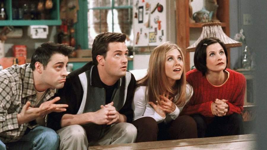 Friends TV Show popularity