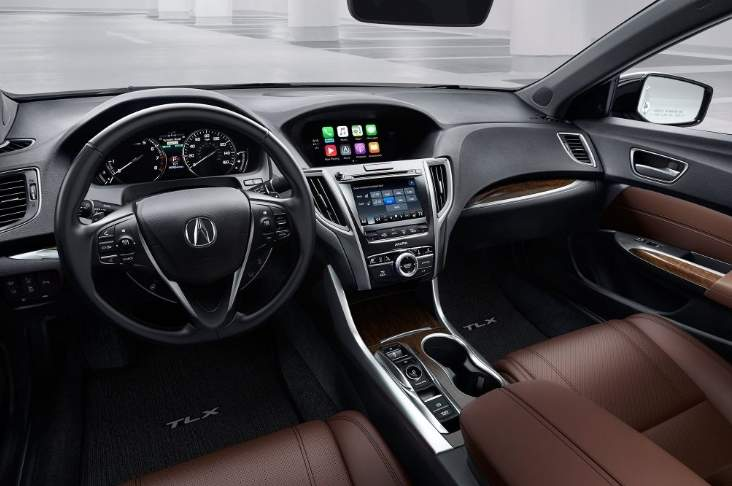 Acura TLX Type S 2021 Release date
