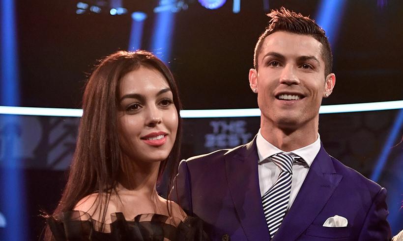 Cristiano Ronaldo Girlfriend Georgina Rodriguez