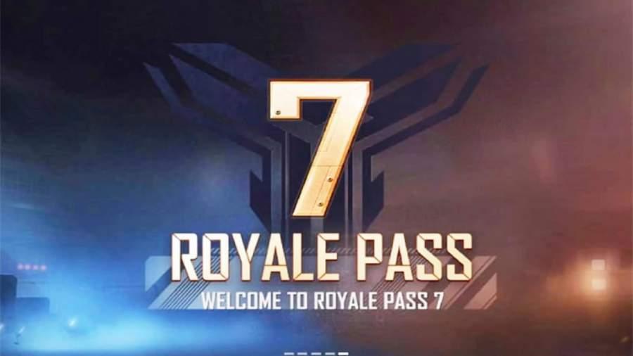 PUBG Season 7 Royale Pass