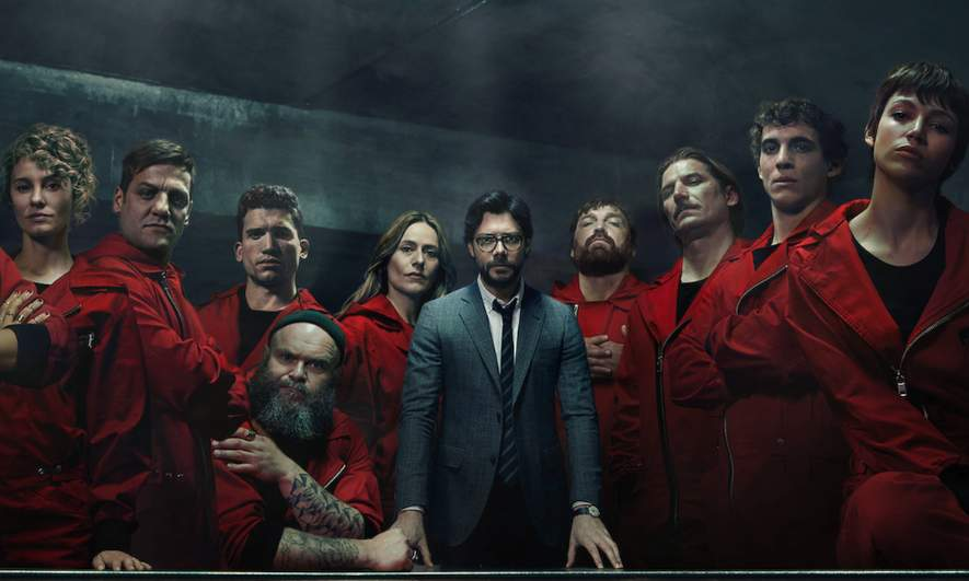Money Heist Season 5 Cast