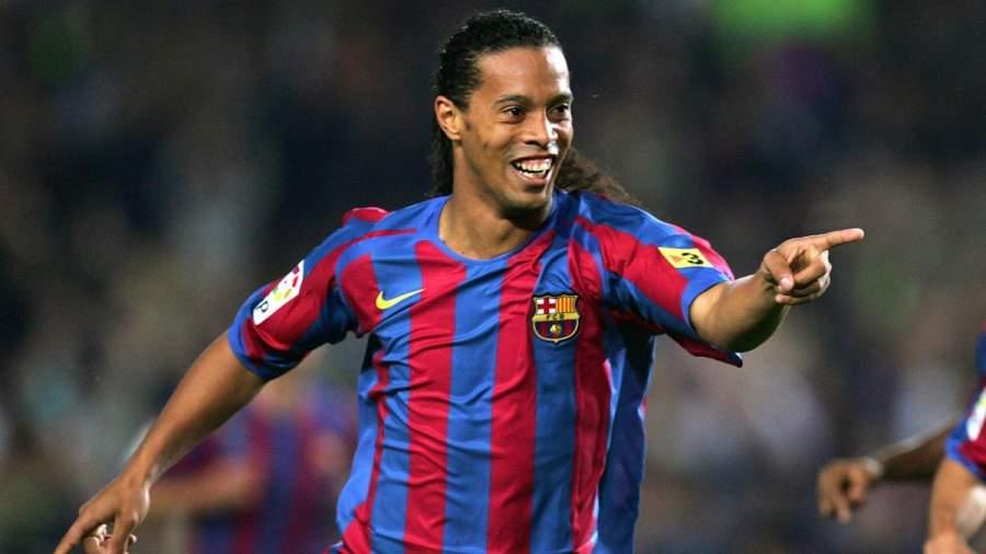 Ronaldinho Early life and career
