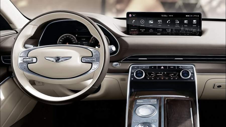 2021 Genesis GV80 Interior & Release date