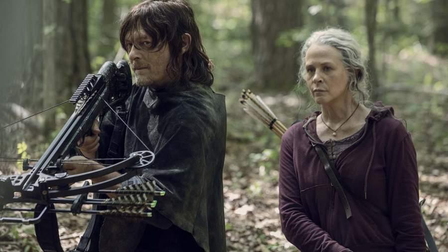 The Walking Dead Season 11 Delayed