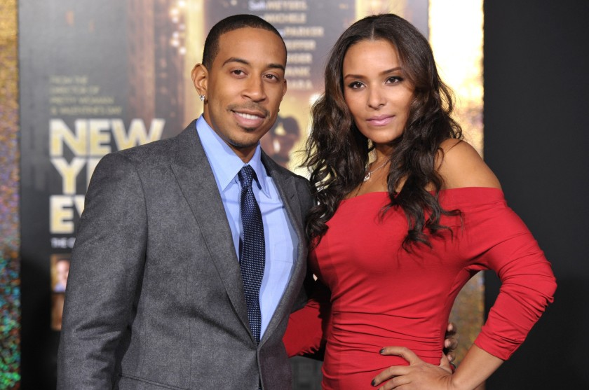 Ludacris wife Eudoxie Mbouguiengue