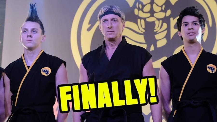 Cobra Kai Season 3 Release date