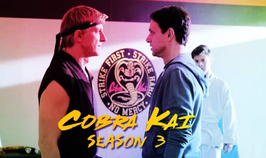 Cobra Kai Season 3