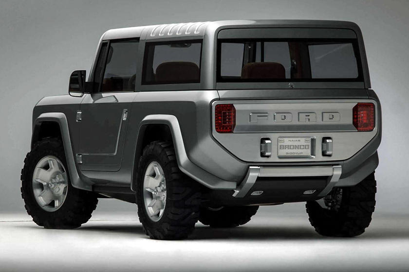 2021 Ford Bronco Specification